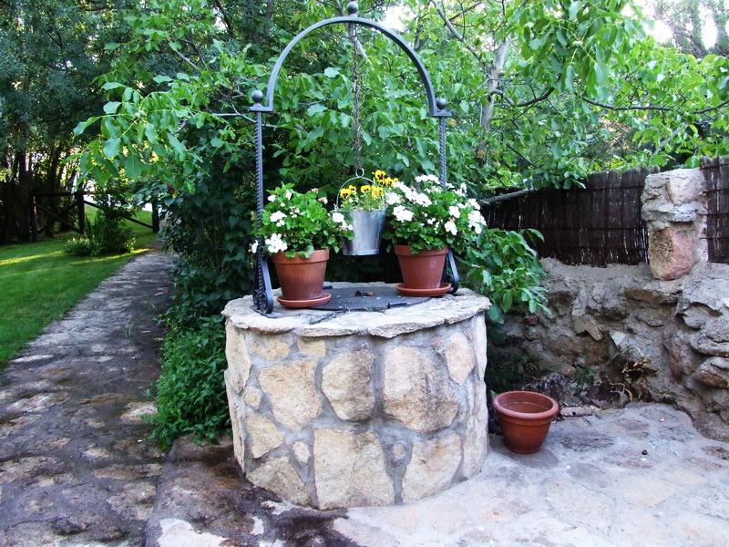 Jardines de casas de campo rusticas nosotros with for Jardines de casas rusticas